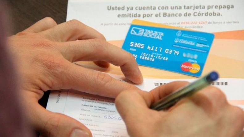 activar la Tarjeta Visa Vale Social