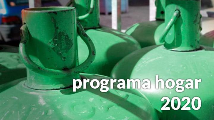 PROGRAMA HOGAR 2020