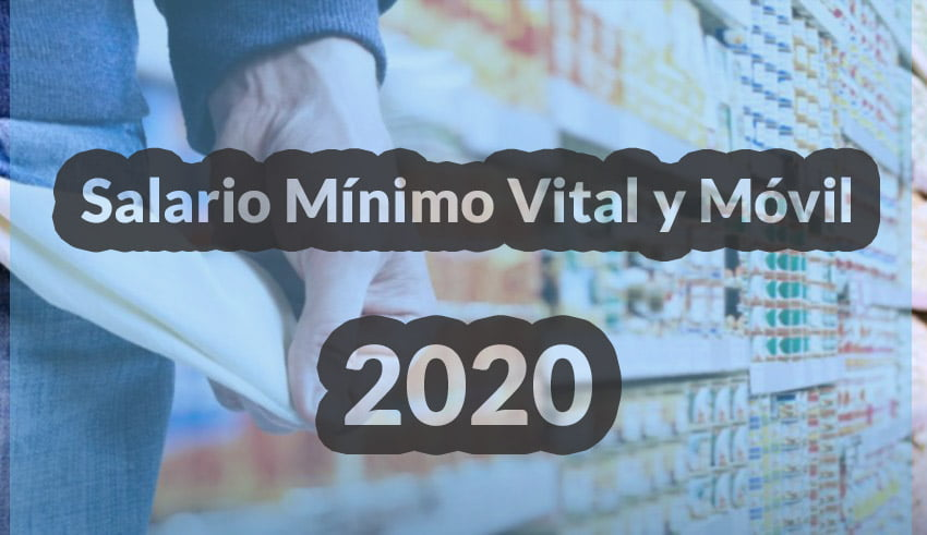 Salario Mínimo Vital y Móvil 2020