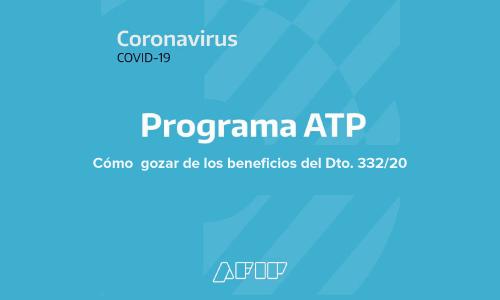 Cuánto cobras del ATP