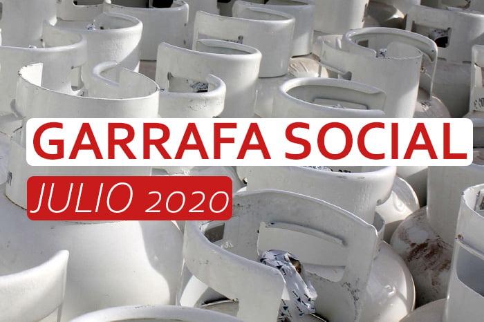 GARRAFA SOCIAL Julio