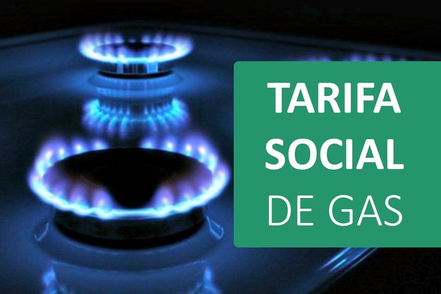 Tarifa Social de Gas para Jubilados