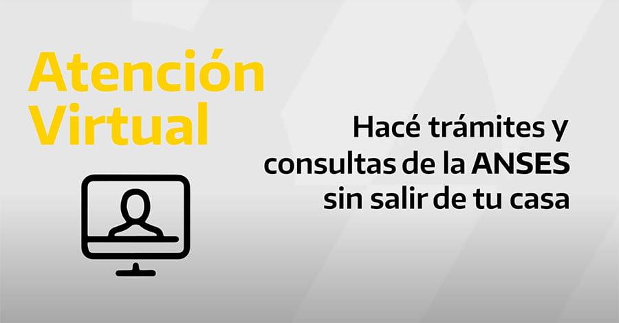 Atención Virtual ANSES