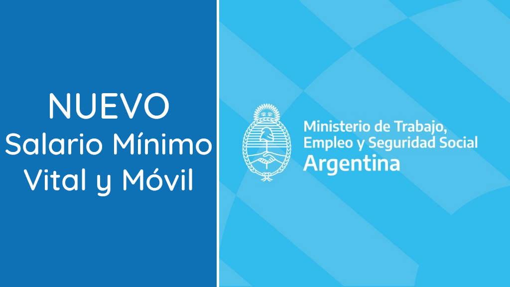 Salario Mínimo Vital y Móvil 2021