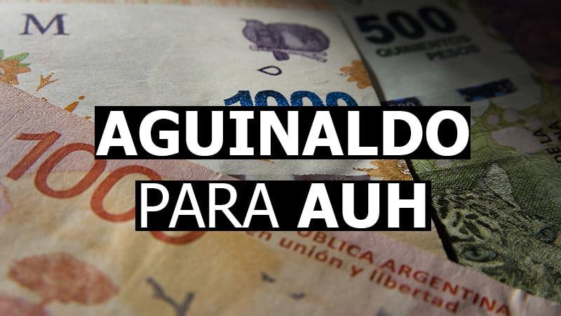 Aguinaldo Diciembre