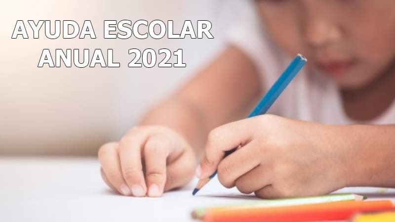 nuevo monto ayuda escolar 2021