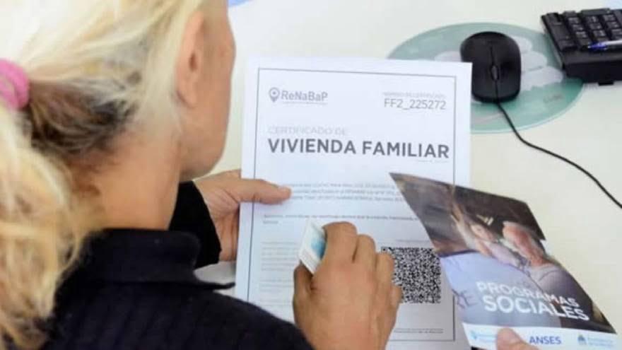 Certificado de Vivienda Familiar 2021