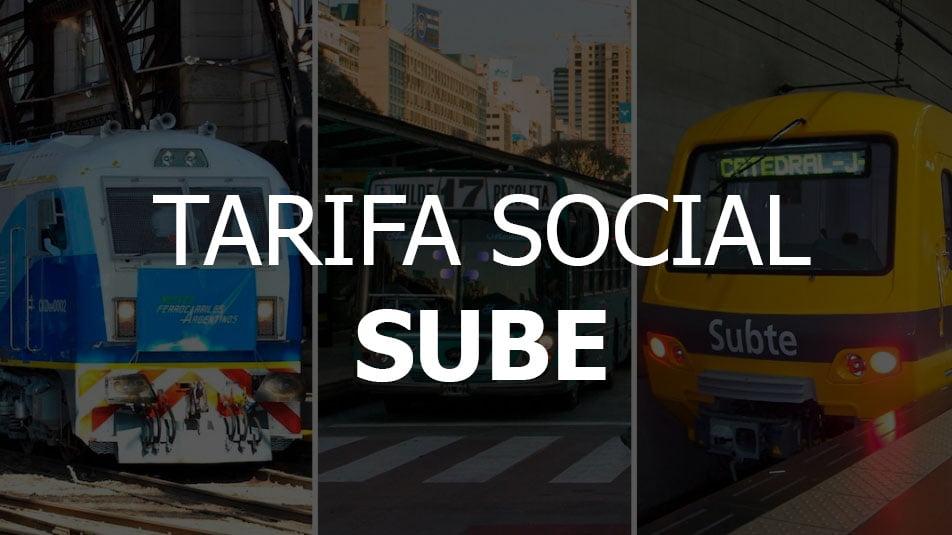 Tarifa Social de Transporte