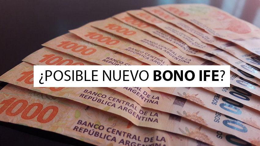 Bono IFE