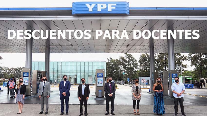 Descuentos en YPF