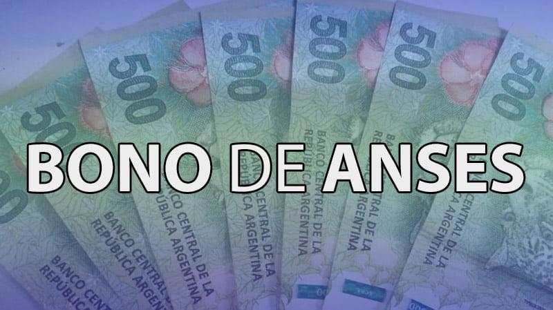 Bono de Anses