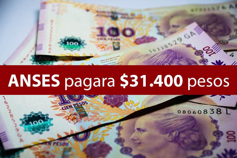$31.400 pesos para personas con trabajo en blanco