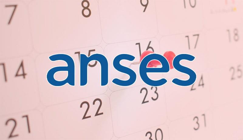 Tercer calendario de ANSES de septiembre